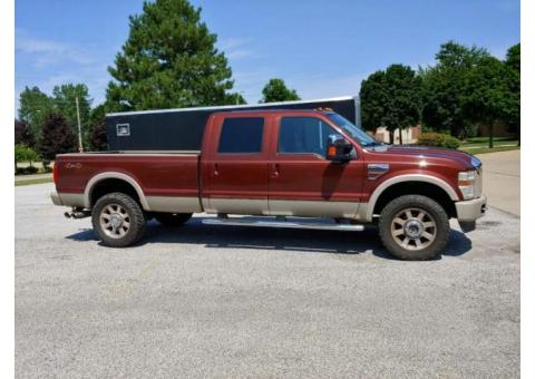 Ford F350 King Ranch