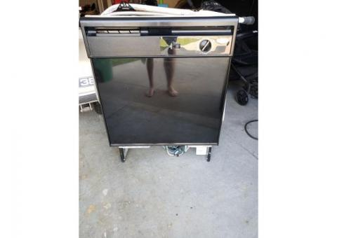 Whirlpool dishwasher du810swpu4