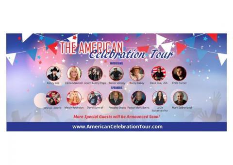 American Celebration Tour - Attention Vendors & Exhibitors