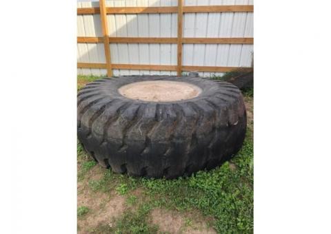 Tire Tank
