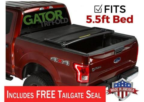 2019 f 150 gator tri fold bed cover