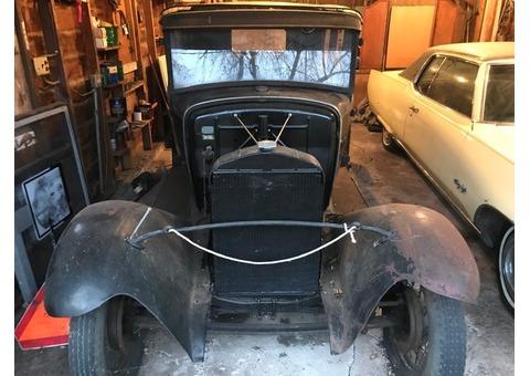 1930 Model A (no title)