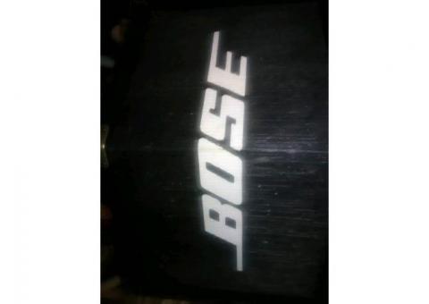 Rare Bose Loudspeakers