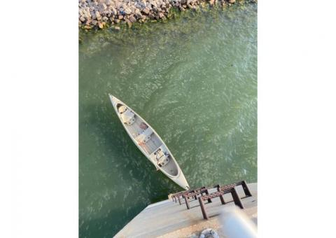 Mad river adventure 16 canoe