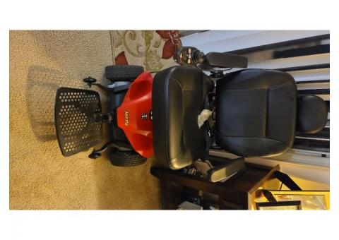 Portable Jazzy wheelchair