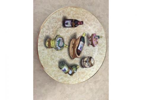 Emil Limoges Dessert Plates